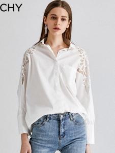 CHICHY女装新款衬衫