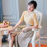 选择金蝶茜妮品牌女装开店,轻轻松松运营赚钱!