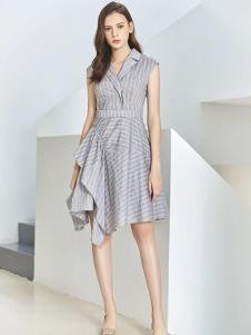 素帛女装素帛新款时尚连衣裙