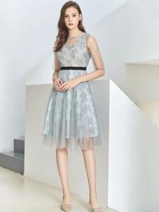 素帛女装素帛时尚连衣裙