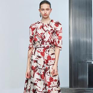 IMMI女装,对面料,板型,剪裁细节高水准要求!
