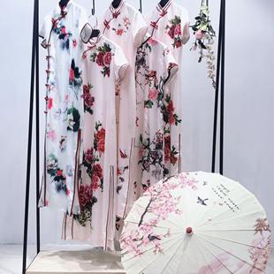 广州品牌折扣女装尾货批发