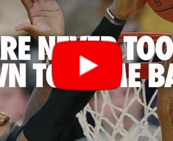 Nike 推出抗疫励志短片 NBA巨星詹姆斯担任旁白