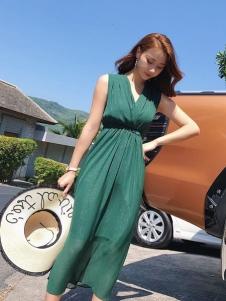 音菲梵时尚连衣裙
