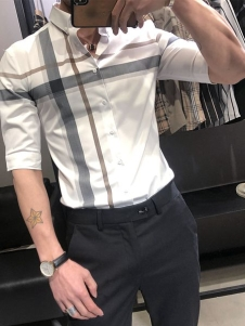 乔治邦尼夏新款T恤