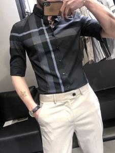 乔治邦尼夏衬衫