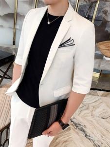 乔治邦尼时尚西服