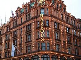 最奢华的哈罗德百货开了第一家折扣奥特莱斯