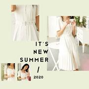 【LOYER.MOD容悦】NEW悦美の夏、夏日衣橱已就绪