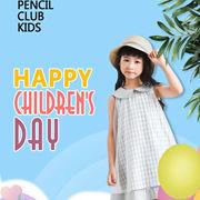兒童節 | 小朋友的最佳禮物箱,鉛筆俱樂部安排!