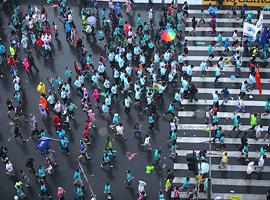 迪卡侬发布城市运动大数据 西安最爱跑步成都喜欢铁人三项