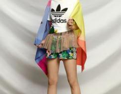 阿迪达斯PrideMonth系列 迎接彩虹骄傲月