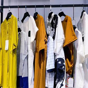 廣西女裝批發一二線品牌折扣女裝貨源大碼連衣裙批發