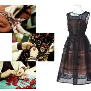 卡索连衣裙节 | 手工艺术造就传世之裙