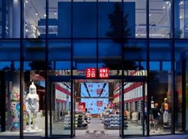 優衣庫于6月5日揭幕優衣庫原宿店