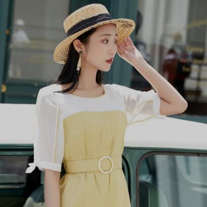 郁香菲:你与美好心情之间,还差一件阳光黄