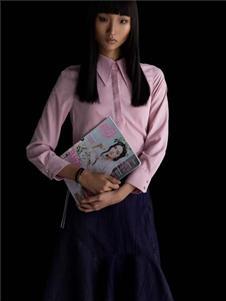 斐格利亚纯色衬衫