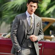 富紳V定制丨職場人必備的西服穿搭