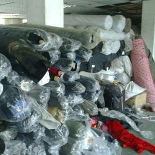 番禺收購庫存布料 回收面料存倉布匹 工廠清倉處理布