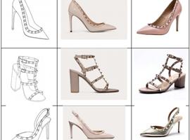 Valentino联合亚马逊起诉假鞋零售商