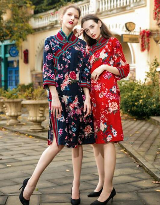 適合中老年服裝品牌女裝的品牌介紹