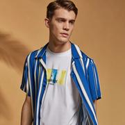 這個夏天入的最后一波T恤,建議選擇雅戈爾文化衫
