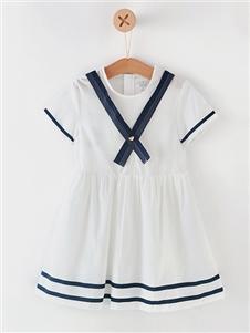 杰米熊女童夏款连衣裙
