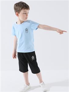 杰米熊男童新款T恤