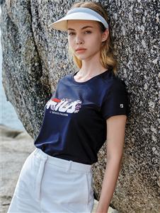 斐乐运动装FILA斐乐短袖T恤