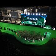 Marisfrolg玛丝菲尔 2020秋冬时装秀完美降临