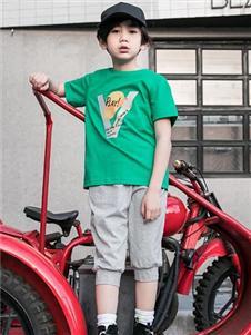不可比喻童装BCOBI不可比喻童装T恤