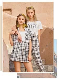 十八淑女坊女装十八淑女坊2020夏季新款