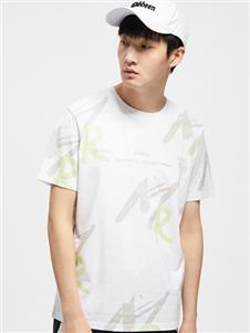 卡宾男装卡宾短袖T恤