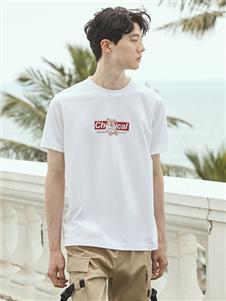 卡宾男装卡宾时尚新款T恤