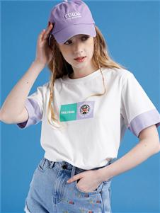 大嘴猴时尚短袖T恤