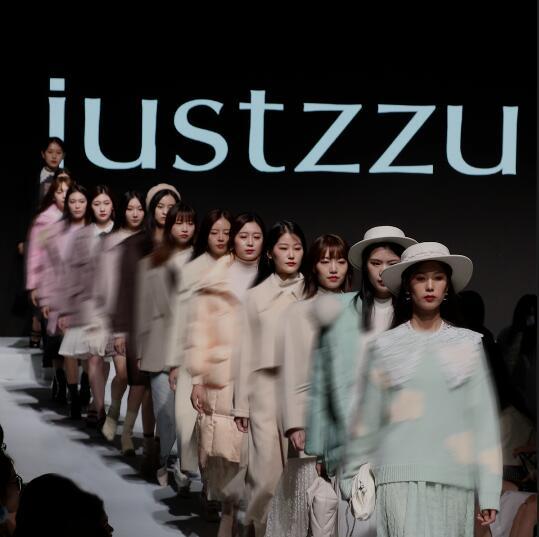 时间收藏家 | justzzu新作20冬新品发布会完美落幕