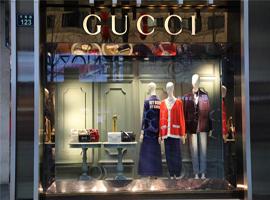 Gucci将削减批发渠道规模 以控制更低的价格