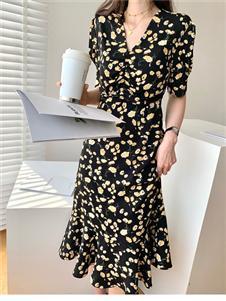 嘉茱莉连衣裙