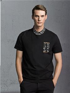 安正男装T恤