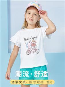 ABCKIDS童装ABC时尚活泼T恤