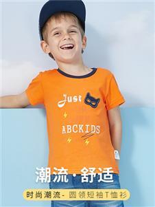 ABCKIDS童装ABC时尚潮流T恤