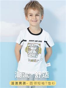 ABCKIDS童装ABC潮流舒适T恤