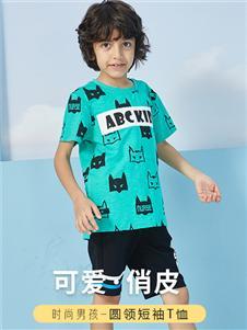 ABCKIDS童装ABC时尚T恤