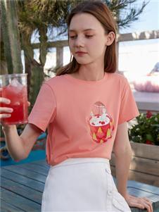 森马夏季新款T恤