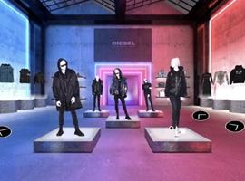 Diesel 推出数字化 showroom,提供沉浸式虚拟采买体验