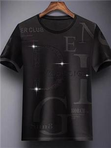 卡丹路男士新款T恤