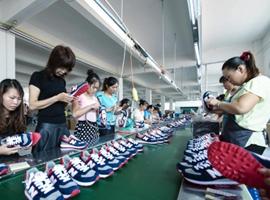 石城县打造现代品牌鞋服发展新高地