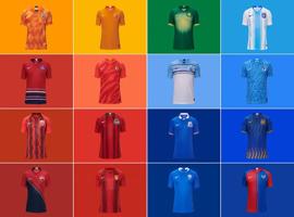 耐克发布中超16支俱乐部全新主场球衣,你最喜欢哪件?