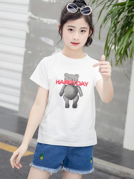 兔子杰罗时尚新款T恤