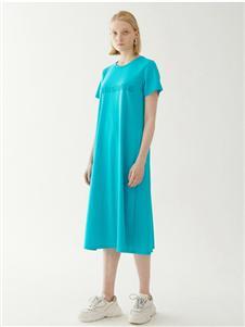 玛丝菲尔女装玛丝菲尔休闲连衣裙